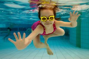 SPATA swim pool girl SML