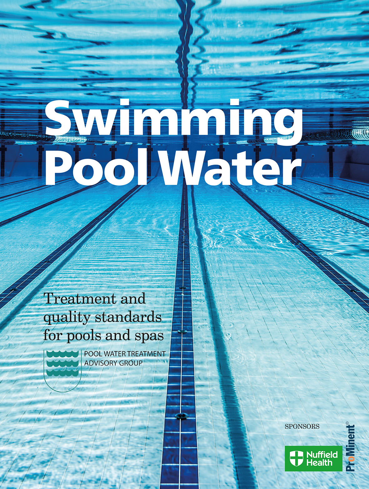 Swimming Pool Water Book Launch - PWTAG - SPATA