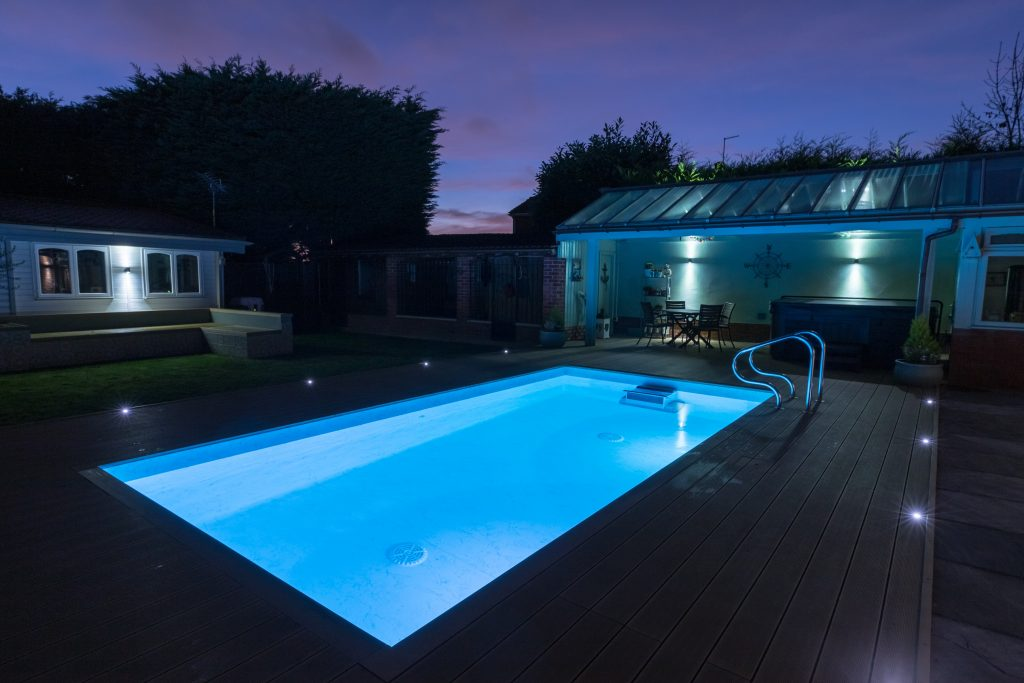 spata awards 2019 spataresidential outdoor pools under £50,000 (gold) cannings h2o